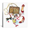 Brayden Studio Valentine's Day by Rongrong DeVoe Painting Print on Wrapped Canvas