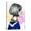 Brayden Studio Anna Wintour by Rongrong DeVoe Painting Print on Wrapped Canvas