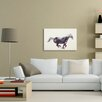 Brayden Studio Horse I by Andreas Lie Graphic Art on Wrapped Canvas