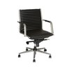 Brayden Studio Leo Mid-Back Office Chair