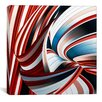 Brayden Studio Passione Annodata by Gilbert Claes Graphic Art on Wrapped Canvas