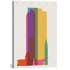 Brayden Studio Denver by Yoni Alter Graphic Art on Wrapped Canvas
