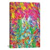 Brayden Studio Untitled 6 by Mark Lovejoy Graphic Art on Wrapped Canvas