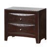 Brayden Studio 2 Drawer Nightstand