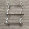 Brayden Studio Waves 3 Level Wall Shelf