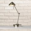 "Brayden Studio Bird 24"" H Table Lamp with Cone Shade"