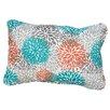 Brayden Studio Barrs Court Corded Indoor/Outdoor Lumbar Pillow (Set of 2)