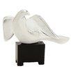 Brayden Studio Dove on Stand Home Figurine