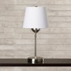 "Brayden Studio Troy Dual Function 24"" H Table Lamp with Empire Shade"