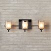 Brayden Studio King 3 Light Bath Vanity Light