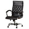 Brayden Studio Camp Mabry Adjustable High-Back Conference Chair