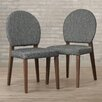 Brayden Studio Arnos Vale Side chair (Set of 2)