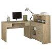 Brayden Studio Edmiston Computer Desk with Hutch