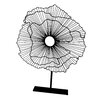 Brayden Studio Flower Sculpture on Stand