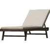 Brayden Studio Morfin Chaise Lounge with Cushion (Set of 2)