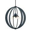 Brayden Studio Knott 5 Light Globe Pendant