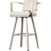 "Brayden Studio Caudillo 30.25"" Swivel Bar Stool"