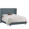 Brayden Studio Upholstered Panel Bed