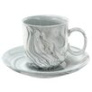 Brayden Studio Almaraz Cup and Saucer Set