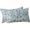 Brayden Studio Currents Decorative Throw Pillow (Set of 2)