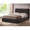 Brayden Studio The carlisle Upholstered Platform Bed