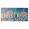 Brayden Studio City Life Painting Print on Wrapped Canvas