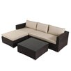 Brayden Studio Murillo 5 Pieces Seating Group with Cushion