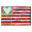 Brayden Studio One Nation Painting Print on Wrapped Canvas