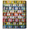 Brayden Studio Money Game Painting Print on Wrapped Canvas