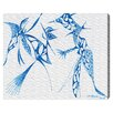 Brayden Studio Dueling Herons Painting Print on Wrapped Canvas
