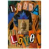 Brayden Studio Booda Painting Print on Wrapped Canvas