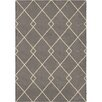 Brayden Studio Mulloy Taupe/Ivory Area Rug