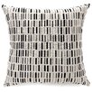 Brayden Studio Grise Tile Print Throw Pillow (Set of 2)