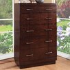 Wade Logan 5 Drawer Chest