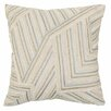 Wade Logan Nolan Cotton/Linen Throw Pillow