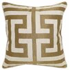 Wade Logan Capitale Cotton/Linen Throw Pillow