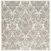 Wade Logan Porcello Gray/Ivory Area Rug