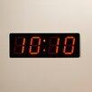 Wade Logan Pennington LED Clock