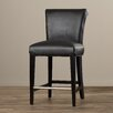 "Wade Logan Shirehampton 24"" Bar Stool with Cushion"