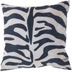 Wade Logan Pylle Hill Zebra Throw Pillow