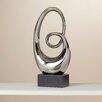 Wade Logan Brentry Spiraling Sculpture