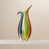 Wade Logan East Hewish Glass Vase