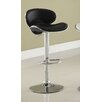 Wade Logan Reynard Adjustable Height Swivel Bar Stool