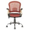 Wade Logan Irvin Mid-Back Mesh Conference Chair with Arms