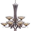 Wade Logan Stefano 9 Light Mini Chandelier
