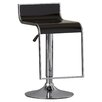 Wade Logan Camerton Adjustable Height Swivel Bar Stool (Set of 2)