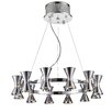 Wade Logan Augusta 12 Light Pendant Chandelier
