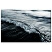 Wade Logan Waves Photographic Print on Wrapped Canvas