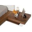 Wade Logan Carter Upholstered Platform Bed (Set of 2)