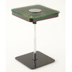 Corrigan Studio Charo Square End Table with LED Light
